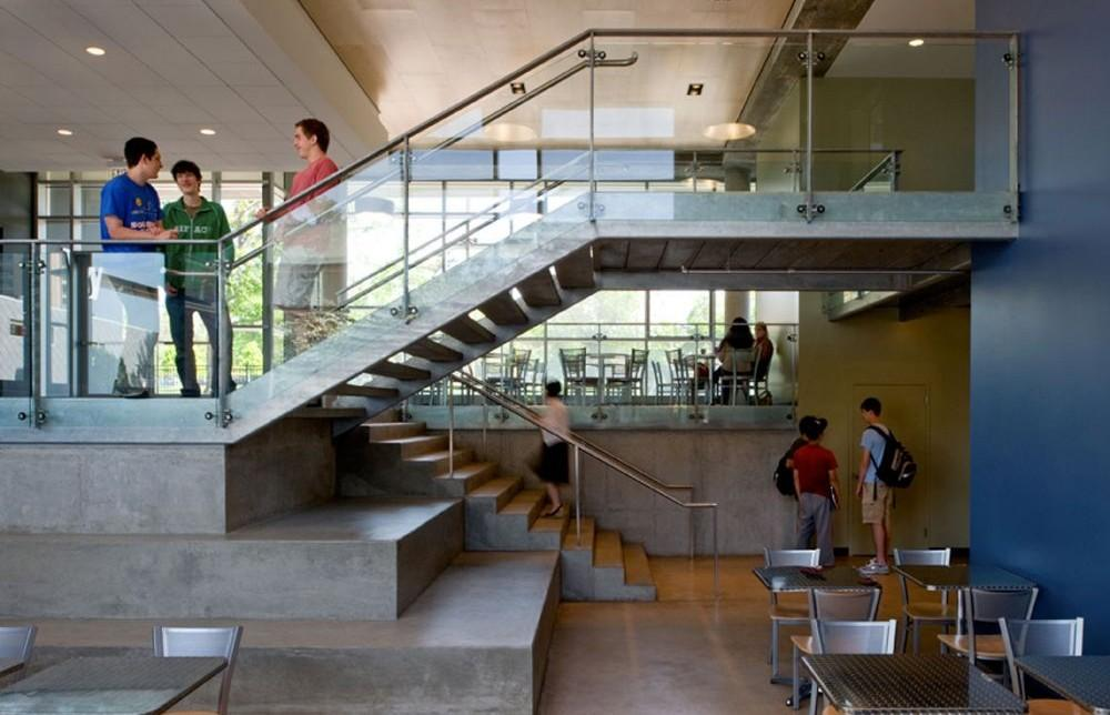 The Wheeler School Nulman Lewis Student Center Project