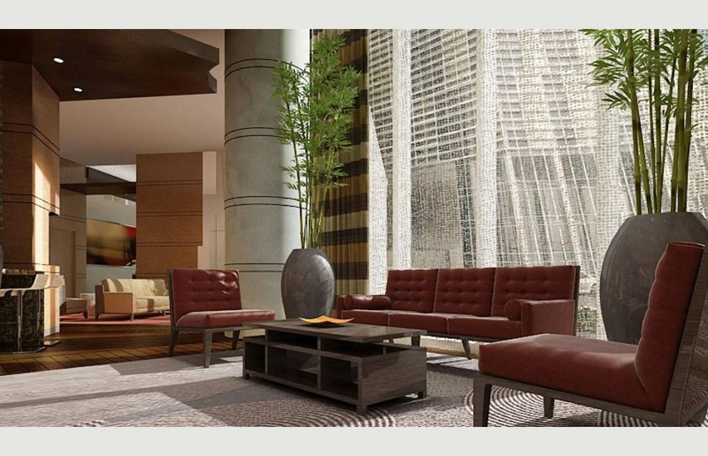 The mandarin oriental hotel luxury residence project for Archispace designs architects interior consultants