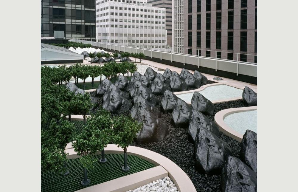 The Museum of Modern Art Roof Garden - Project - Architype