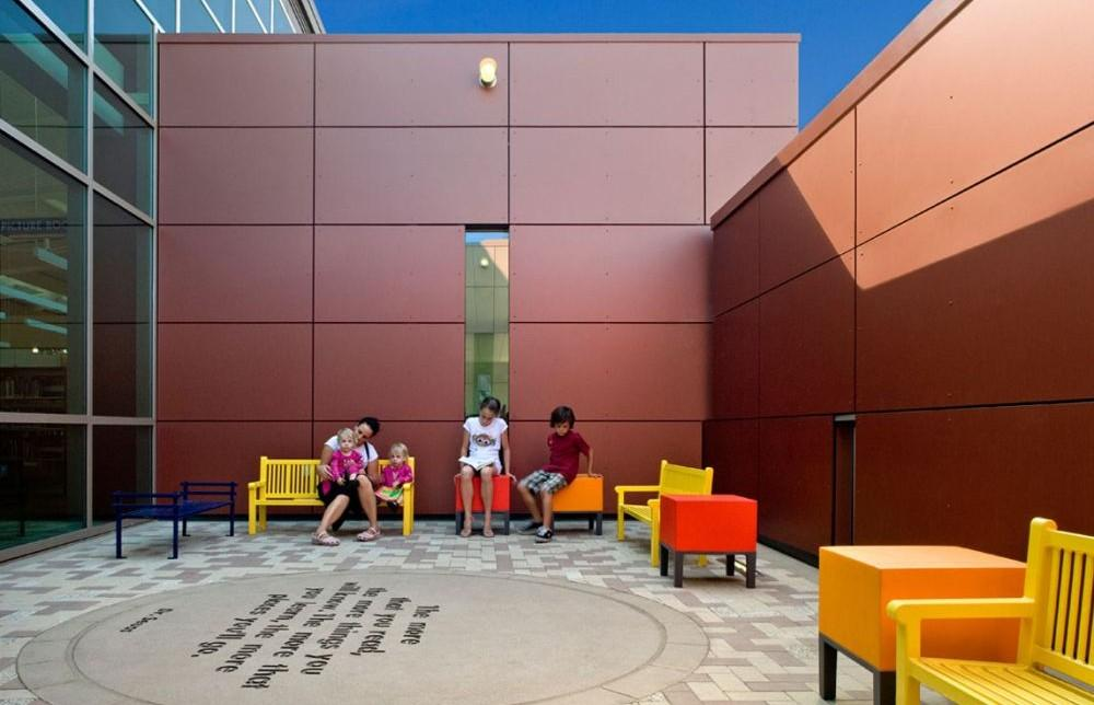 Tustin Library Project Architype