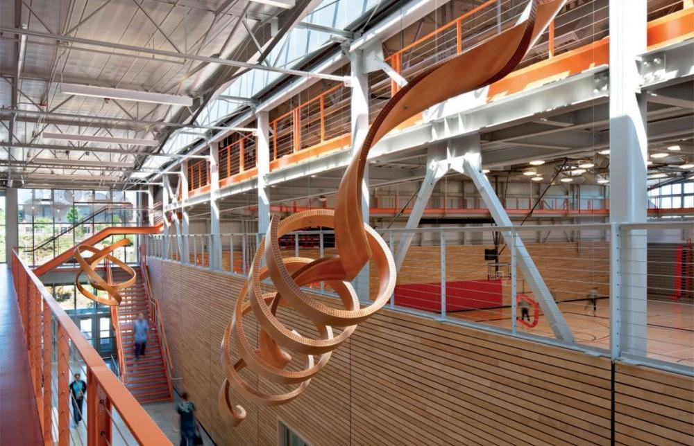 Everett Community College Student Fitness Center Project