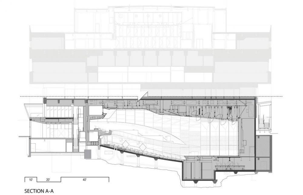 Alice Tully Hall - Project - Architype