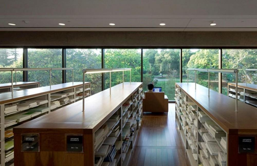 Cv Starr East Asian Library Project Architype