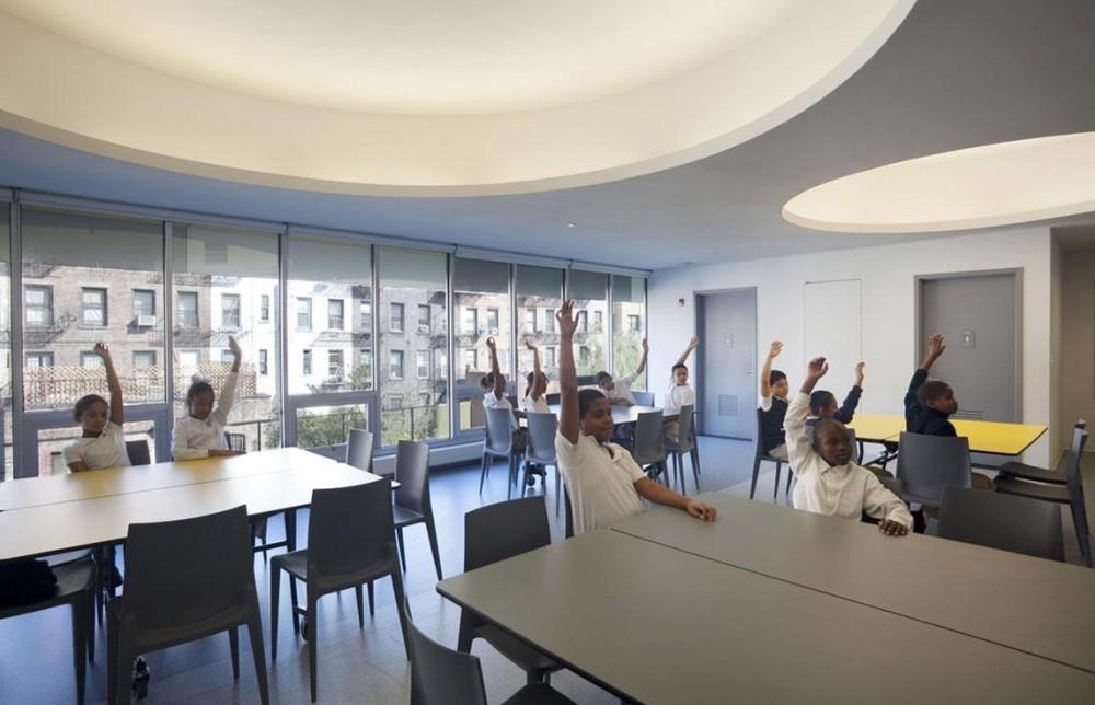 The East Harlem School Project Architype