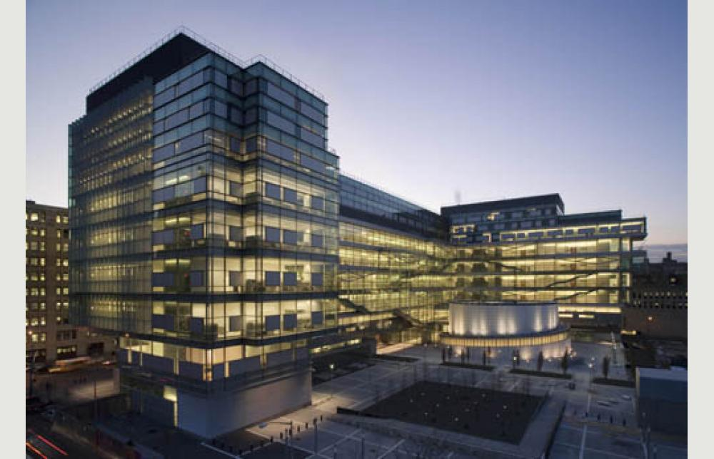Bronx County Hall of Justice - Project - Architype