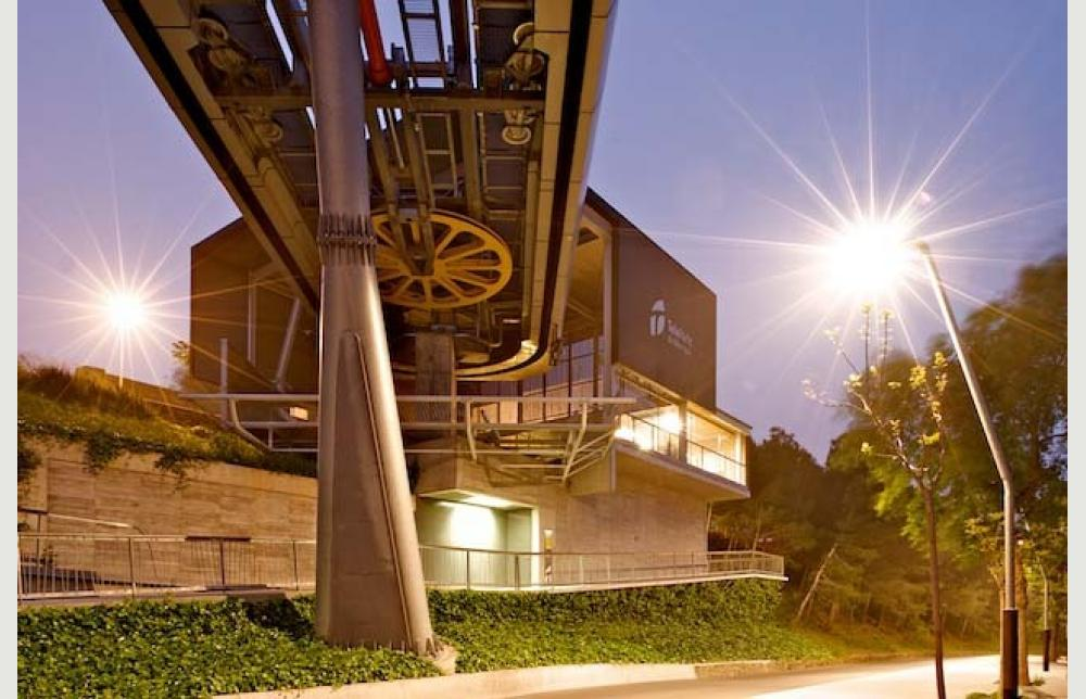 Montjuic Cable Car Stations Project Architype