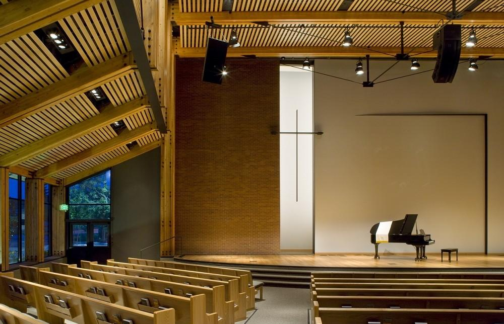 Bethany Community Church Project Architype