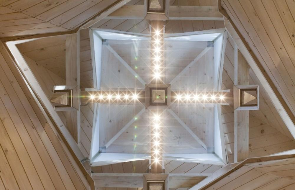 Chapel Of The Intercession Project Architype