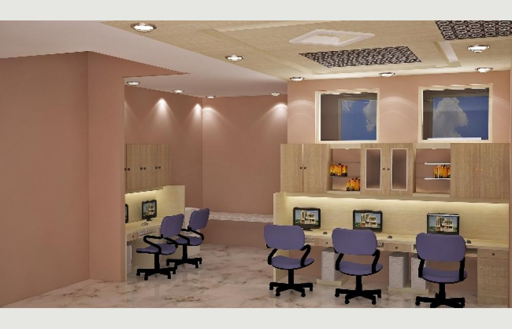 Commercial Interior At Jaipur Project Architype