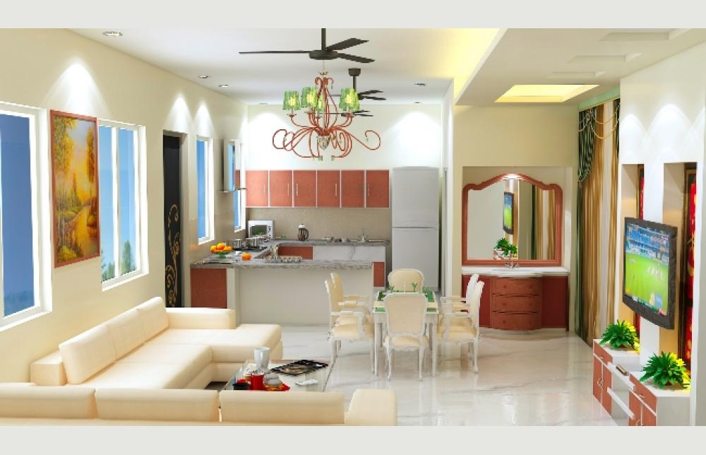 Interior At Jaipur Project Architype