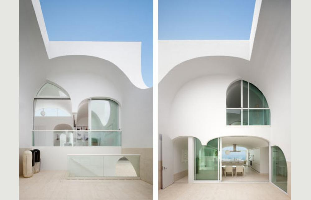 Vault House - Project - Architype