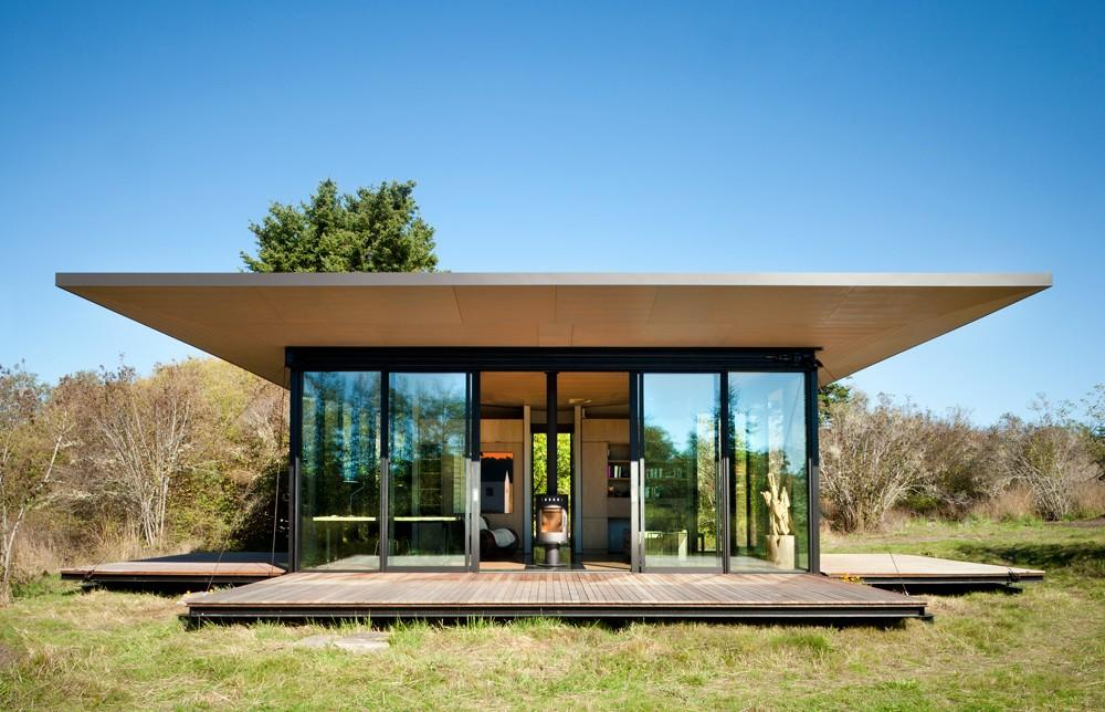 False Bay Writer S Cabin Project Architype