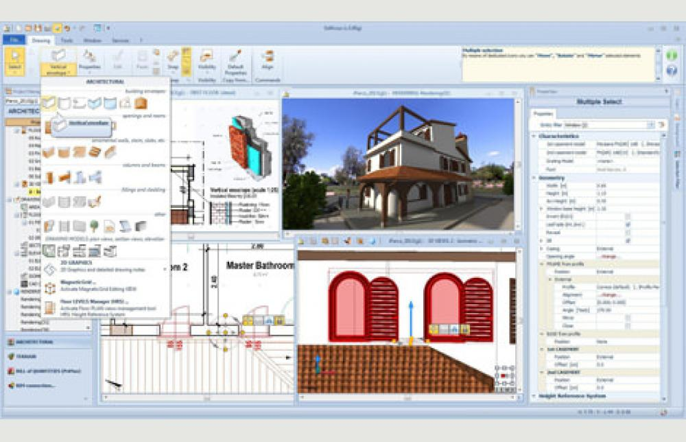 Edificius free upp architype for 3d architecture software reviews