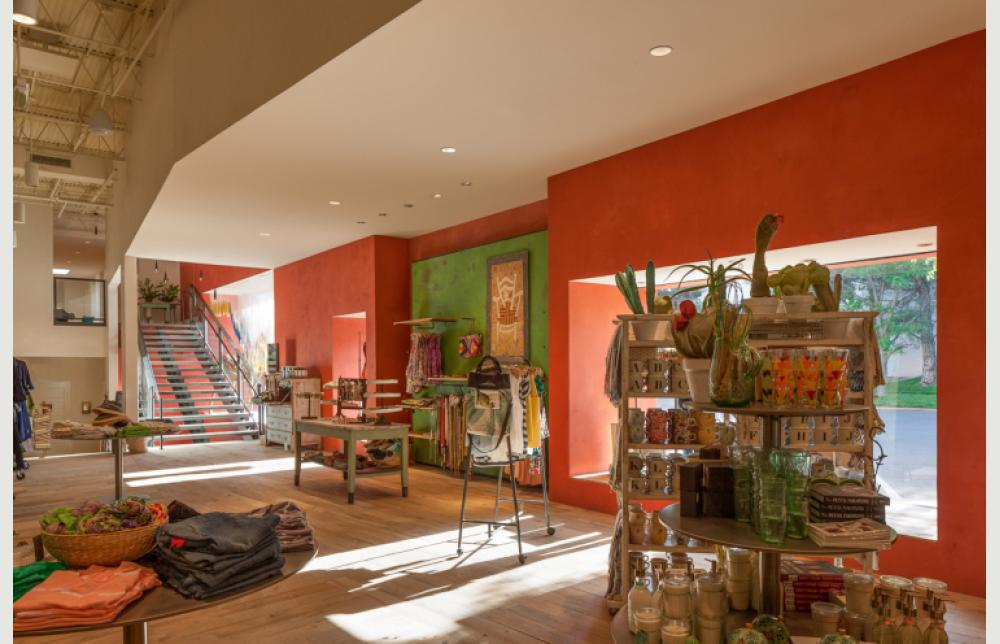 Anthropologie Tulsa - Project - Architype