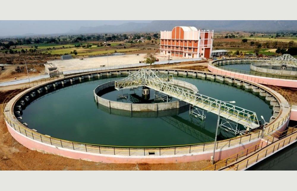 Water Treatment Plant Design : Water treatment plant mld project architype
