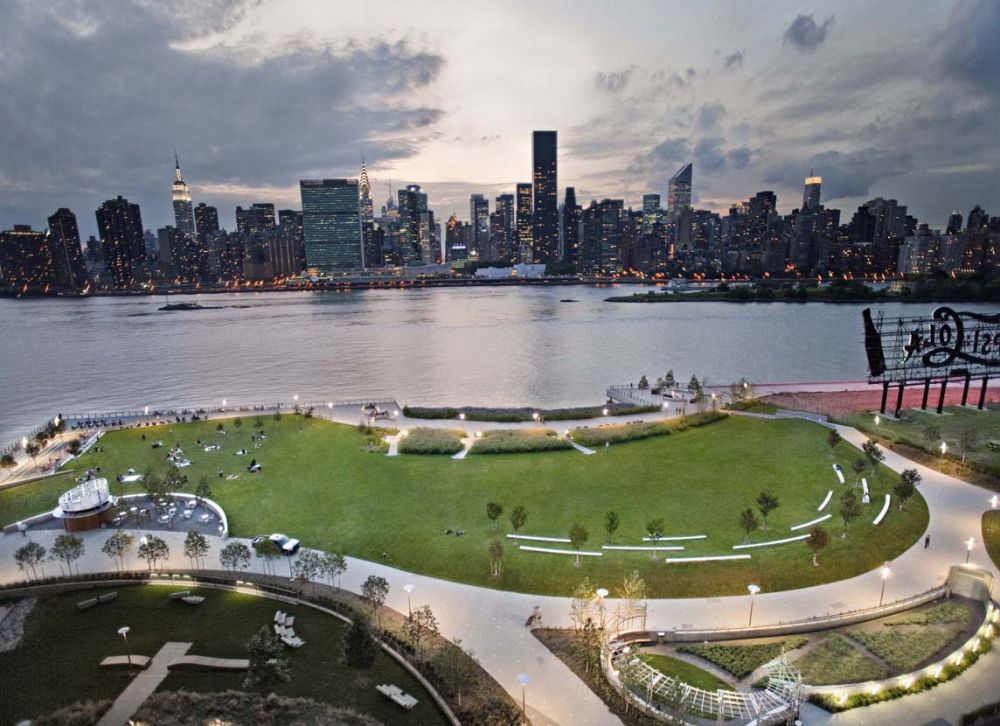 Long Island City Dog Park