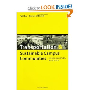 Transportation and Sustainable Campus Communities: Issues, Examples