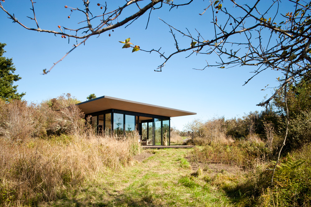 False Bay Cabin : False bay writer s cabin project architype