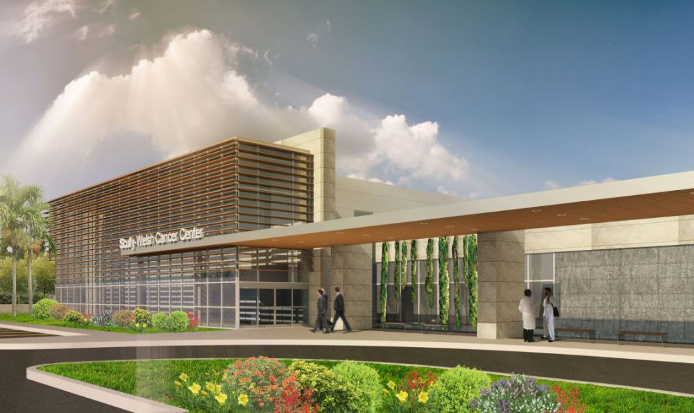 Indian River Scully Welsh Cancer Center Project Architype