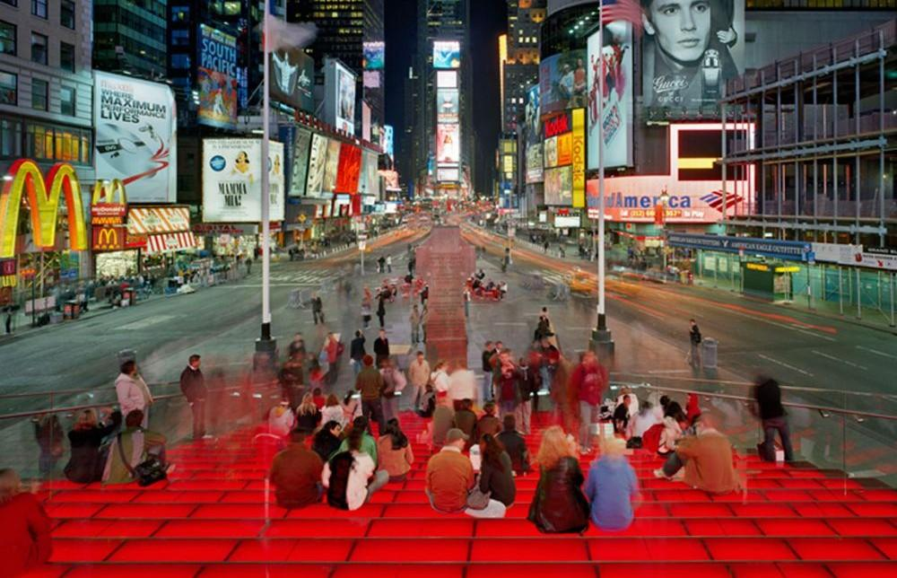 Duffy Square Times