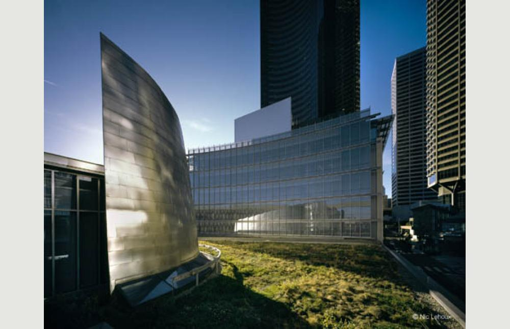 Seattle City Hall - Project - Architype